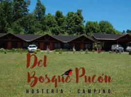 Hosteria y Camping del Bosque Pucón