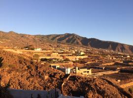 Apartment Nahe am Meer und nahe an den Bergen, Arafo