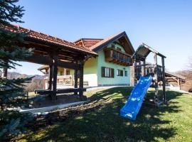 Kuća za odmor Niko, Zagorska Sela (рядом с городом Kumrovec)