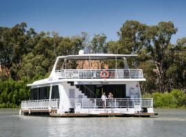 Houseboat Rental SA, Mannum (Murray Bridge yakınında)