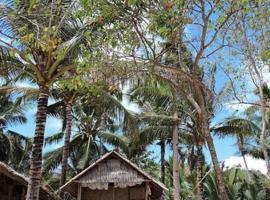 Eda Beach Campsite, Sibaltan