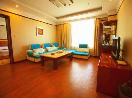 Jindi Hotel, Hanzhong (Nanzheng yakınında)