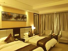 Manhattan International Hotel Huaibei, Huaibei (Wutong yakınında)