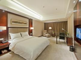Futian Chenmao Hotel, Huaibei (Yongcheng yakınında)