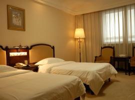 Jiangyin Hailan Hotel, Xinqiao (Zhutang yakınında)