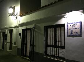 Casa dos Saboeiros, Olivenza