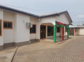 Same Sisters Guest House, Kpandu (рядом с городом Wusuta Dzigbe)