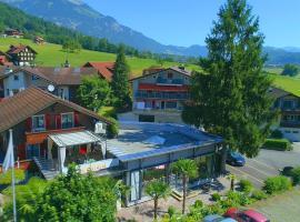 Apartment Suite Chalet Wirz Travel, Sarnen (Kerns yakınında)
