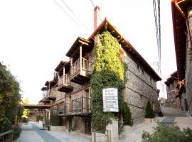 Lithos Hotel & Spa, Palaios Agios Athanasios