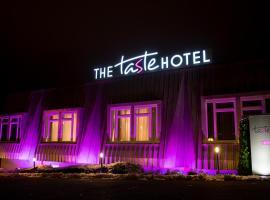 Taste Hotel Heidenheim, Heidenheim an der Brenz (Steinheim am Albuch yakınında)