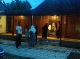 Rumah Limas, Джокьякарта (рядом с городом Godean)