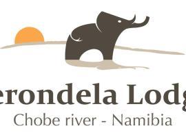 Serondela Lodge, Mbalastinte (Chobe yakınında)