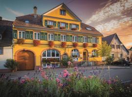 Weinhotel / Gasthaus zur Sonne, Ihringen (Merdingen yakınında)