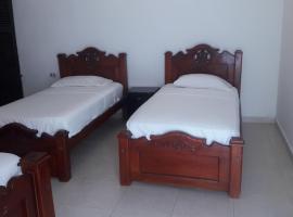 Hotel klary, Pringamosa (Cereté yakınında)