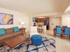 Hilton Grand Vacations Suites Las Vegas Convention Center