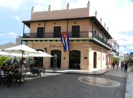 Hotel E Camino de Hierro, Камагуэй