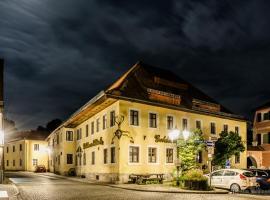 Alte Poststation Goldener Hirsch, Emskirchen (Langenzenn yakınında)