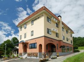 Aiwa no Mori Hotel, Ina
