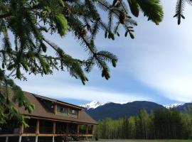 Nass Valley Bed and Breakfast, Aiyansh