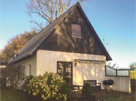 Three-Bedroom Holiday Home in Tappernoje, Tappernøje (Bråby yakınında)
