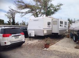 Better than a tent, Big Pine Key