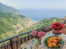 Concetta's Holiday House, Ravello