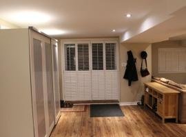1 bedroom basement, Caledon