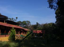 Vrindavan Sangeeth Farms, Cherambane (рядом с городом Padakal)