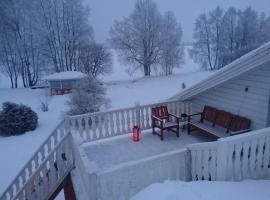 Arctic River Apartment