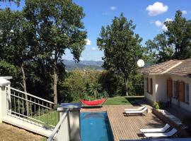 Home con Piscina Le due Querce, Rioveggio