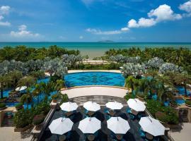 Crowne Plaza Sanya Bay Sea View Resort, Sanya (Sanya yakınında)