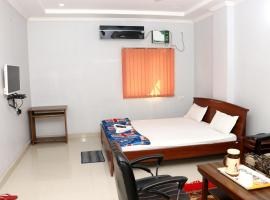 Hotel Sam, Titlāgarh (рядом с городом Balāngīr)