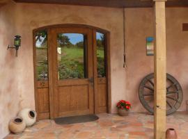 Eco - Earth Brick Sanctuary