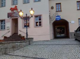 Hotel Pension Geiseltal- See Mücheln