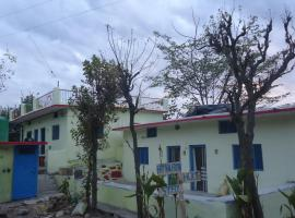 Himalayan Homestay, Ришикеш (рядом с городом Doiwāla)