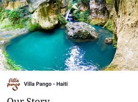 Villa pango Haïti, Grand Goâve (рядом с городом Fond Douze)