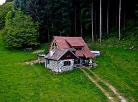 Gîte Bodenmatt, Muhlbach-sur-Munster