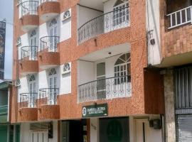 Hotel del Parque Davinchi, Calarcá