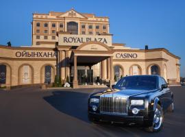 Royal Plaza Hotel and Casino Kapchagay, Kapchagay