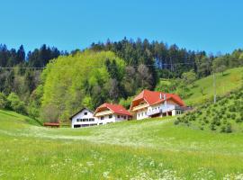 Stinneshof, Oberharmersbach (Kurzenbach yakınında)