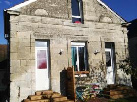 La Maisonnette, Les Ageux (рядом с городом Grandfresnoy)