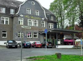 Hotel Haus Wasserscheide, Burbach (Liebenscheid yakınında)