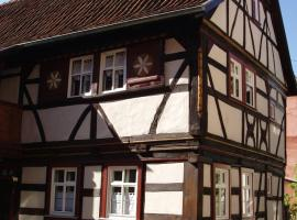 Austragshaus Rhön, Stockheim (Ostheim yakınında)