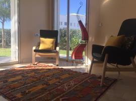 Appartement rez-de-jardin, ville verte, Casablanca, Casablanca