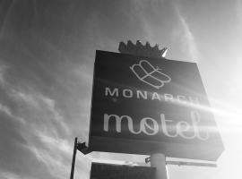 Monarch Motel, 모스코우