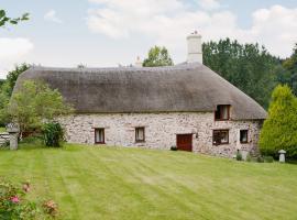 Stable Cottage, Treborough