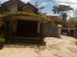 Homestay Kali Suci, Wonosari (рядом с городом Karangmojo)