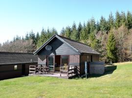 Ben Rinnes Lodge, Auchnastank