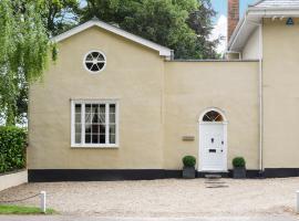 Cliftons Cottage, Клэар (рядом с городом Hundon)