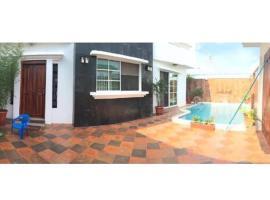 Casa Playa Punta Carnero